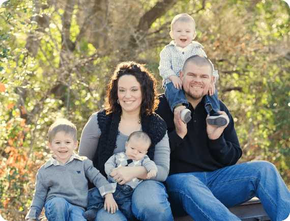house cleaning mckinney family
